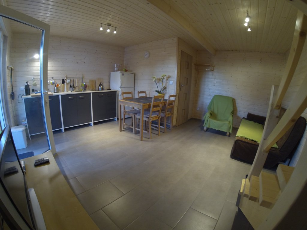 Ferienhaus Cykada II - Polen-Ferienhaus.Net